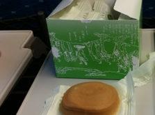 阿闍梨餅を買った