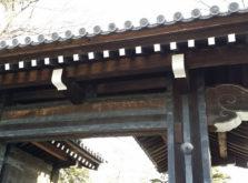 蛤御門の屋根